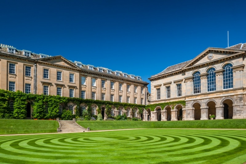 Elected a Senior Research Fellow, Worcester College, Oxford