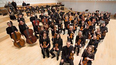 Symphony premiere by BBC Scottish Symphony Orchestra